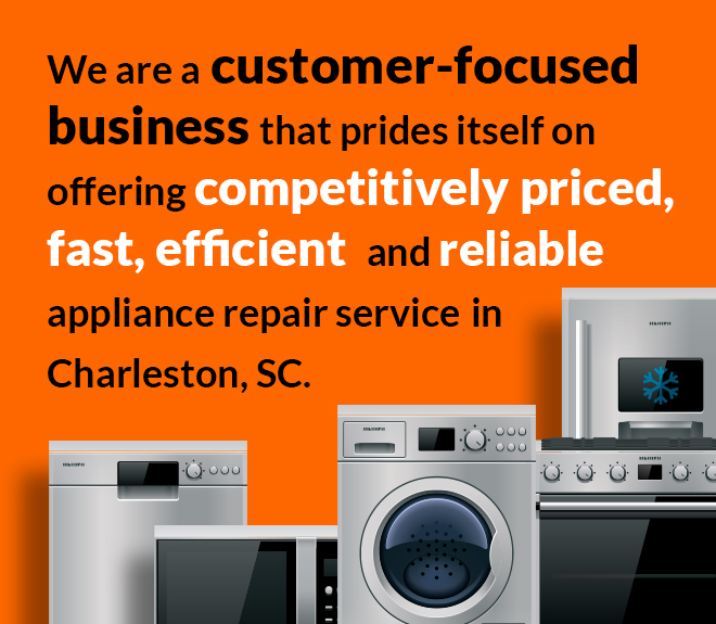 North Charleston Appliance Repair Service